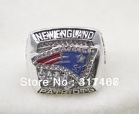 free shipping 2011 New England Patriots AFC Super Bowl Championship Ring(cring0039)