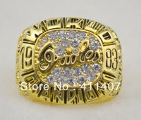 Free shipping replica 1983 Baltimore Orioles World Series Champions replica championship rings