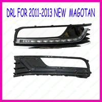 Hot Sale LED Daytime Running Light for VW MAGOTAN 11'-13 LED DRL fog lamp