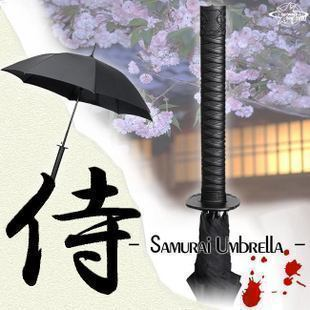 1.1 meters oversized samurai sword umbrella long-handled umbrella anti-uv umbrella male gift(China (Mainland))