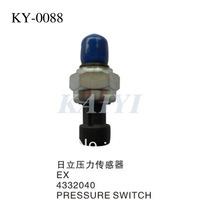 Excavator parts KY-0088 Hitachi pressure sensors EX4332040 pressure sensors  Hitachi pressure switches   free shipping