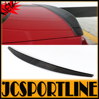 A5 Sline style carbon fiber rear trunk boot spoiler wing lip for Audi(fits for 08-11 Audi A5 2D)
