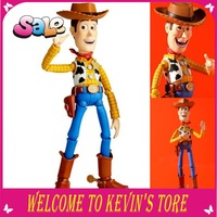 New year Toy Story Woody Action Figure Movable PVC Doll classic toys anime gifts/ Free shipping