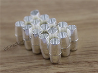 20 Sets Magnetic Clasp For Bracelet Making - Hole Diameter: 5 mm