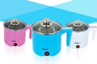 Mini electric cooker, small electric Hot pot cooker multifunctional student pot 1 multifunctional student cooker wholesale