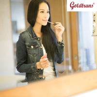Big 2013 at the autumn and winter hot-selling denim jacket short jacket female long-sleeve top