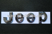 FREE SHIPPING COST JEEP  logo Badge Emblem