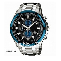 New EF-539D-1A2V WHOLESALE FREESHIPPING MEN'S BRAND WATCH FASHION SPORT CHRONOGRAPH WATCHES FOR MENS