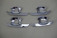 Chrome door handle bowl fit for KOLEOS 2009-2014 4pcs per set