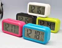 Alarm Clock Mute Luminous Led Electronic Clock Small Alarm Clock Large Screen Free Shipping From Fiysky