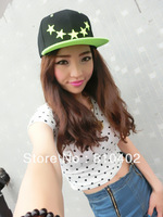 NEW Arrival HOT Sale Fashion 5 Stars Snapback Hats Baseball Adult Unisex Hip Hop  Adjust Caps Women Snapback Hat Cap