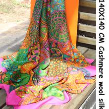 popular square scarf