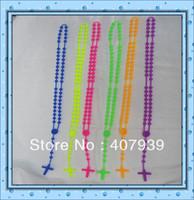 Free ship  silicone necklace silicone cross necklace Silicone Cross Necklace for Easter Cross shape silicone necklace