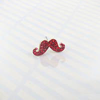 Avatar red beard fashion earrings new fashion sexy little over $ 10 free shipping over $ 10 shipping
