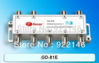 Satellite switch 8 1 gd-81e dm
