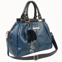 New Arrived PU women's handbag messenger bag large paragraph  motorcycle bags E003 Free shipping