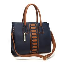 The new female commuter OL restoring ancient ways women messenger bag of high quality leather handbags brand large shoulder bag