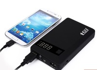 Pure electric section 5 18650 Mobile Power Supply Box of Mobile Phone Tablet Mobile Power Seven double USB output 5 V2A