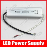 High Quality  New DC Waterproof LED Driver Power Supply 12V 80W 6.6A AC110V~240V , 1pcs/lot ,Free shipping
