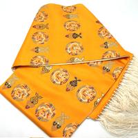 Lucky brocade scarf brocade gift handmade small zhenglong brocade silk gift