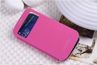 For samsung   s4 phone case s4 original leather case mobile phone case i9500 i959 smart