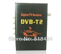 Free Shipping!!! LSQ Star Car DVB-T2 Receiver Digital TV Tuner Receiver DVB-T2 Set Top Box