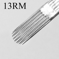 Tattoo equipment tattoo needle 13RM curved needle variegating needle professional tattoo pin