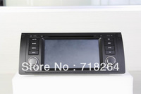 "wholesale!Android 4.0 Car PC Car DVD Player For  M5 E39 X5 E53;with CANBUS BT ATV 3G Wifi 1G CPU 7""HD touchscreen car video"