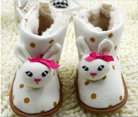 2013 baby boots christmas gift baby girl booties baby shoes newborn baby booties 6pairs/lot newborn kids shoes
