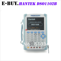 H078 Hantek DSO1102B Digital Handheld Oscilloscope /Multimeter 100MHz 1Gsa/S 1M memory depth