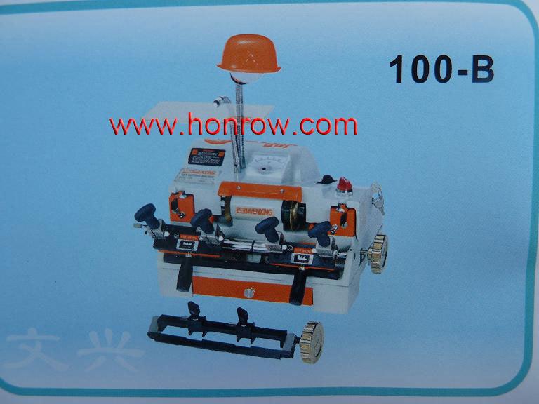 Model 100-B WenXing key cutting machine with external cutter(China (Mainland))