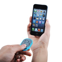 Ipega For iPhone / iPod / iPad / Samsung / Android Smartphone Bluetooth Remote Control Self-timer Camera Shutter