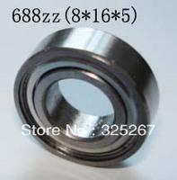 688ZZ  bearings  ABEC-5  8*16*5  688ZZ deep groove ball bearings