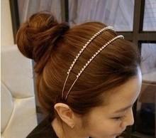 cheap golden hairband