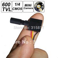 5pcs 600TVL 500MP Smallest Mini Pinhole CCTV Camera 20mm Long Lens Hidden Covert Cam for Home Security Video/ Audio Surveillance