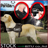 10pcs/lot 2014 new fashion pet harness, big dog deluxe harness, large dog harness, durable and strong DD2995
