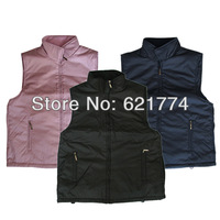 New Fashion Unisex Stand Collar Heating Waistcoat Electric Heating Underwaist Warm Heating Vest Wholesale Free Shipping