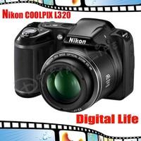 Nikon COOLPIX L320 16.1 MP w/26x Optical Zoom Digital Camera