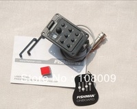 Fishman Presys + 201 Acoustic Guitar Pickup & Preamp Built-in Tuner & EQ PSY-201 NEW!!!