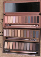 2Piece Makeup Eyeshadow 12 Colours palette!Free shipping
