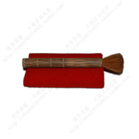 Tea set zero accessories tea set the pot pen brush tea brush tea folder bamboo clip cup clip
