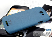 Free Shipping original genuine imak Ultrathin jeans series matte 4 colors mobile phone case for HTC ONE S 560e 520e