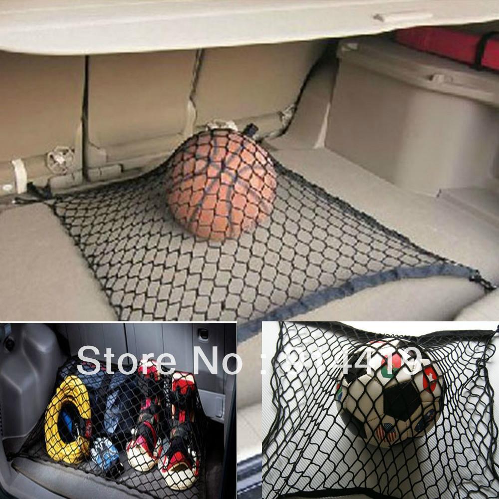 D Luggage/Rear Trunk Cargo Net Panel Floor Elastic Mesh For Honda Element(China (Mainland))