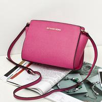 The new 2013 cowhide leather shoulder aslant female bag