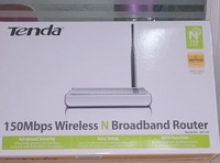 1pcs/lot Tenda W311R Wireless Broadband Router