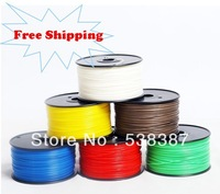 Popular used pla abs filaments for 3d printer