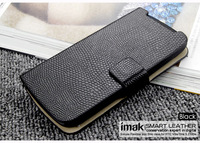 Free Shipping genuine original imak Slim leather snake-print ex-factory wholesale mobile phone case for HTC Ville One S Z520e