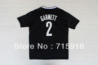 13/14 Season Christmas Edition #2 GARNETT embroidered black jersey
