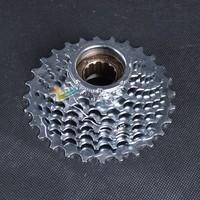 Mountain bike 8 flyheel rotating flywheel 24 pulley