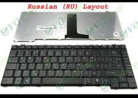 New Laptop keyboard for Toshiba Satellite L300 L305 A200 A205 A300 A305 M200 M205 M300 M305 Black Russian RU - MP-06866SU-9304